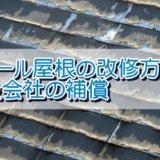 パミール屋根の改修方法と建設会社の補償