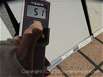 2012年8月23日-ガイナを中心とした塗り板-遮熱塗料実験