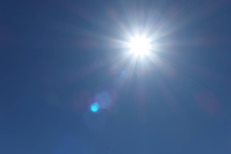 2013年8月13日遮熱実験
