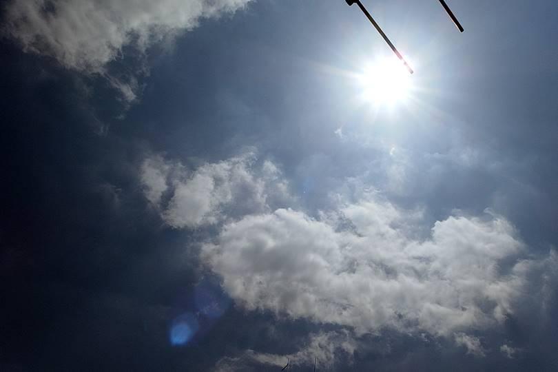 遮熱塗料【実証実験】2012年7月10日①水性クールテクトSi・②水性セラミシリコン(リシン下地)