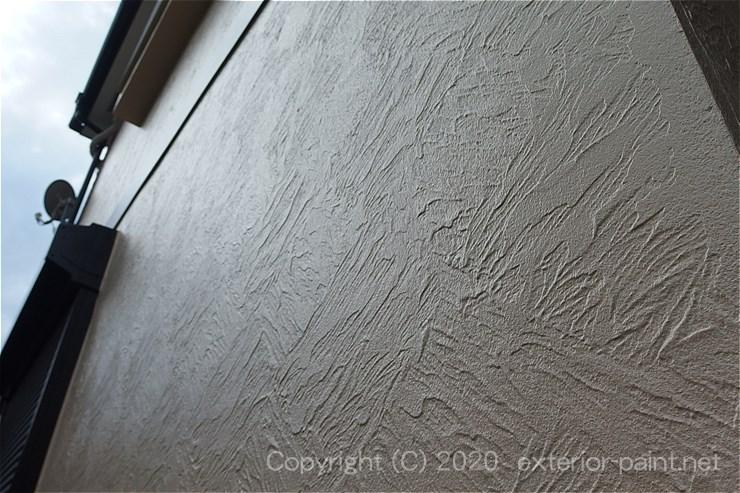 一般外壁用塗料で塗ってしまったジョリパット外壁
